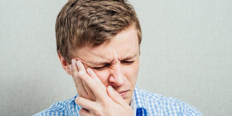Wenn der Zahn sich lockert, tut's dem Herzen weh